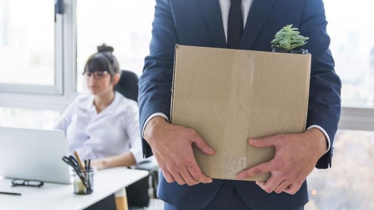 Emballage de vos biens personnels