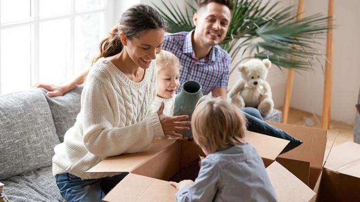 Trouver un déménageur pendant les vacances scolaires