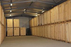 Notre entreprise vous procure un service de garde meuble selon votre disponibilité
