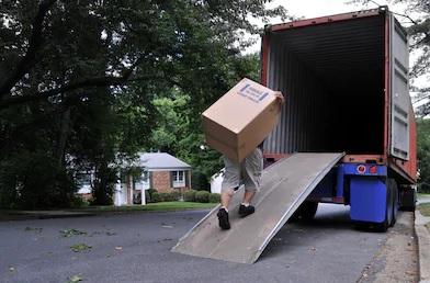 Entreprise de déménagement Eclepens