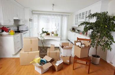 Entreprise de déménagement Jongny