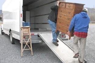 Entreprise de déménagement Onnens