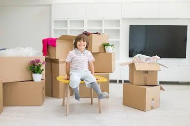 Entreprise de déménagement mont-la-ville