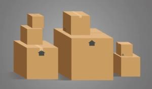 La livraison des emballages spécifiques