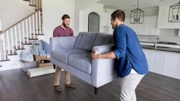 Entreprise de déménagement niedergesteln