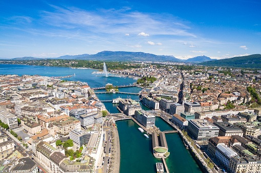 Entreprise de transport Genève