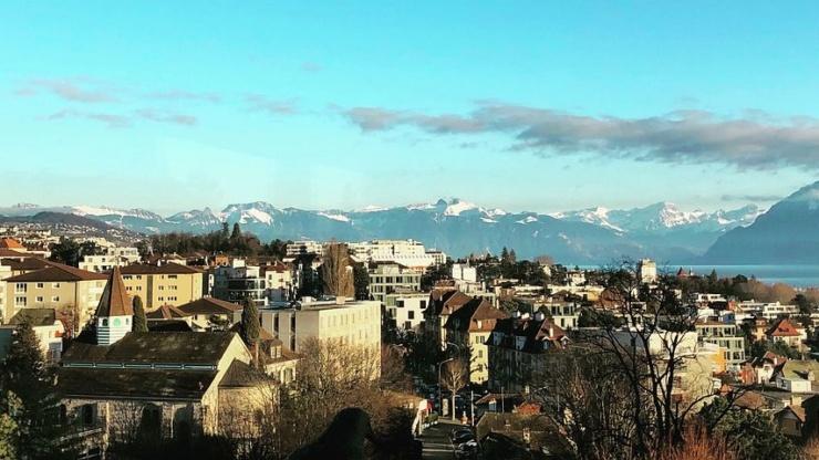 Garde meuble Lausanne