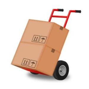 Vos biens seront emballés, déplacés et chargés avec précaution