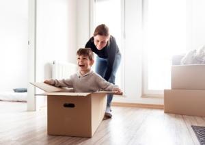 Entreprise de déménagement disponible à tout moment