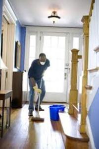 Nettoyage de fin de bail pris en charge par notre entreprise