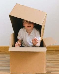 Les bons cartons de déménagement