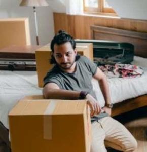 On peut effectuer le déménagement d'une entreprise ou d'un particulier